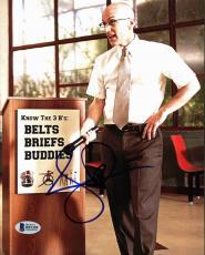 Jim Rash Community Signed 8X10 Photo Autographed BAS #B51359