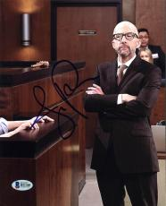 Jim Rash Community Signed 8X10 Photo Autographed BAS #B51360