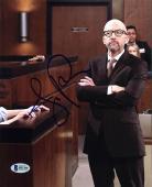 Jim Rash Community Signed 8X10 Photo Autographed BAS #B51360