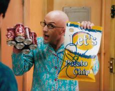 Jim Rash signed Community 8x10 photo Dean Pelton w/coa Vice Cobra #2