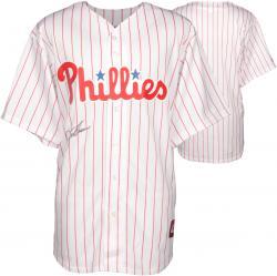 Jim Thome Philadelphia Phillies Autographed Majestic Replica Jersey