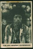 Jimi Hendrix Experience Signed Autographed 4x6 Photo Noel Jimi Mich PSA/DNA