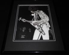 Jimi Hendrix Framed 8x10 Photo Poster