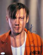 Jimmi Simpson Signed Autographed 11X14 Photo Breakout Kings Creased JSA S71697