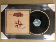 Jimmy Buffett  Hand-Signed Album     With Certificate Of Authenticity