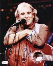 Jimmy Buffett Margaritaville Signed 8x10 Photo Autographed Jsa #e48354