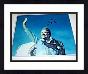 Jimmy Carter President,nobel Peace Prize Winner Jsa/coa Signed 8x10 Photo