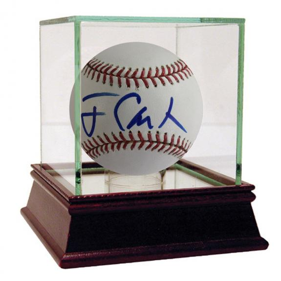 Jimmy Carter Signed OMLB Baseball JSA