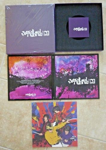 Jimmy Page & Yardbirds 68 Signed Deluxe Vinyl Box Set Led Zeppelin PSA Guarantee