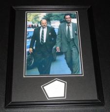 Denis DeJordy Signed Photo - Jimmy Smits Framed 11x14 Display NYPD Blue w Dennis Franz