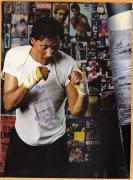 Jimmy Smits-signed photo-28 ab - JSA COA