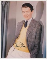Jimmy Stewart Autographed Vintage 8x10 Photo - James Stewart