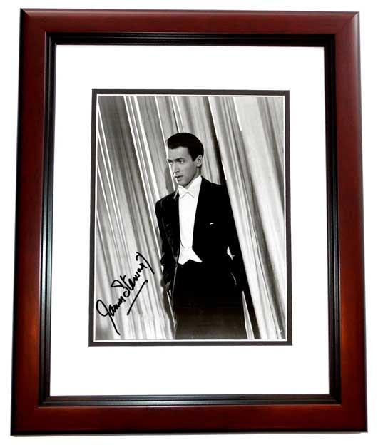 Jimmy Stewart James Stewart Signed Autographed It 39 S A Wonderful Life Harvey Actor 8x10