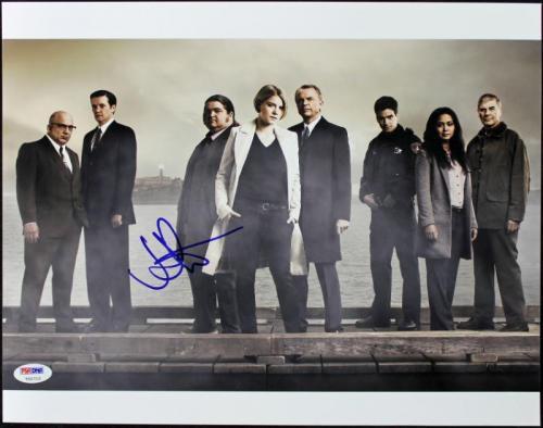 J.J. Abrams Alcatraz Signed 11X14 Photo Autographed PSA/DNA #T50713