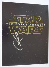 JJ Abrams J.J. Signed Autograph 11x14 Photo STAR WARS THE FORCE AWAKENS COA VD