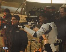 JJ Abrams Signed 11x14 Photo BAS Beckett COA Star Wars The Force Awakens Picture