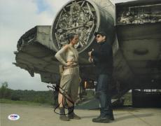 JJ Abrams Signed 11x14 Photo PSA/DNA COA Star Wars VII The Force Awakens Auto 1