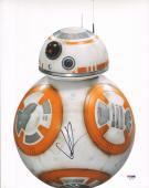 JJ Abrams Signed 11x14 Photo PSA/DNA Star Wars VII The Force Awakens BB8 Picture
