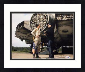 J.J. Abrams Signed 11x14 Star Wars Photo *The Force Awakens PSA AA84782