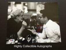 Jj Abrams Signed 8x10 Photo Autograph Psa Coa Star Wars The Force Awakens Z37688