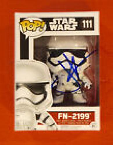 JJ Abrams Signed Autograph FN-2199 Funko Pop Figure Star Wars Beckett BAS COA