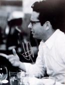 J.J. Abrams Signed Autographed 11X14 Photo Star Wars Star Trek JSA U16564
