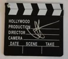 JJ Abrams Signed Autographed Clapboard STAR WARS THE FORCE AWAKENS COA VD