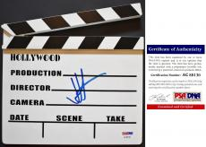 J.J. Abrams Signed - Autographed Director 8 inch Clapboard - JJ Abrams - Star Wars - Lost - PSA/DNA Certificate of Authenticity (COA)