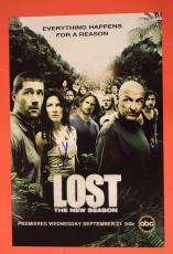 JJ Abrams Signed Autographed LOST 12x18 Photo Poster B