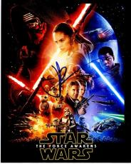 J.J. Abrams Signed - Autographed Star Wars The Force Awakens Director 8x10 inch Photo - Guaranteed to pass PSA/DNA or JSA - JJ Abrams