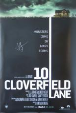 J.J. Abrams Signed Cloverfield Auto 27x40 Original Movie Poster PSA/DNA #AB61961