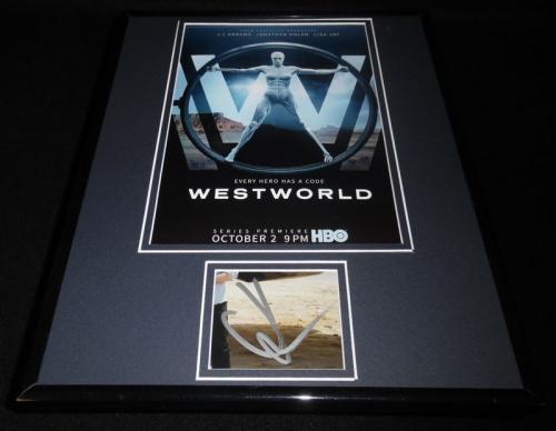 JJ Abrams Signed Framed 11x14 Photo Display Westworld