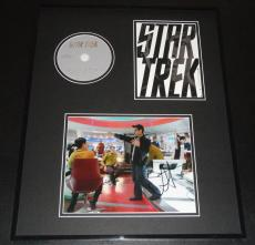 J.J. Abrams Signed Framed 16x20 Photo & Star Trek DVD Display JSA JJ Director