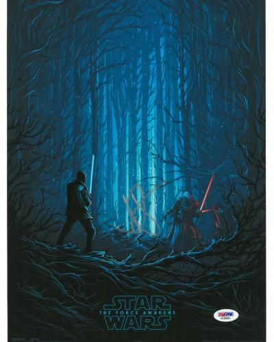 JJ Abrams Signed Star Wars Authentic Autographed 11x14 Photo PSA/DNA #AD90684