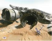 J.J. Abrams Signed Star Wars Force Awakens Auto 11x14 Photo PSA/DNA #AA68837