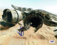 JJ Abrams Signed Star Wars Force Awakens Autographed 8x10 Photo PSA/DNA #AA54650