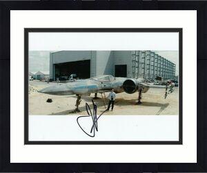 J.J. ABRAMS signed (STAR WARS FORCE AWAKENS) MOVIE Director 8X10 photo W/COA #3