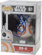 J.J. Abrams Star Wars Autographed #61 BB-8 Funko Pop! - JSA