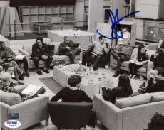 """JJ Abrams Star Wars Autographed 8"""" x 10"""" Production Photograph - PSA"""
