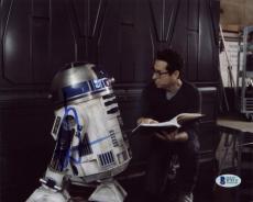 J.J Abrams Star Wars Signed 8x10 Photo Autographed BAS #D78111