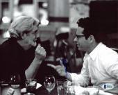 J.J. Abrams Star Wars Signed 8x10 Photo w/ George Lucas BAS #D94587