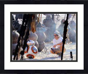J.J. Abrams Star Wars The Force Awakens Signed 16x20 Photo BAS #H44818