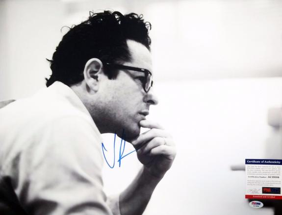 JJ Abrams The Force Awakens Star Wars Autographed Signed 16x20 Photo PSA AC19584
