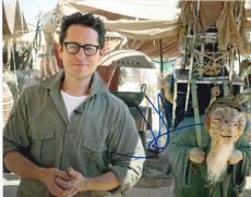 Jj J.j. Abrams Signed 8x10 Photo Authentic Autograph Star Wars Lucas Star Trek D