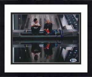 Jj J.j. Abrams Signed 8x10 Photo Star Wars Trek Beckett Bas Autograph Auto Ah