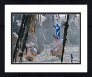 Jj J.j. Abrams Signed 8x10 Photo Star Wars Trek Beckett Bas Autograph Auto Coa W
