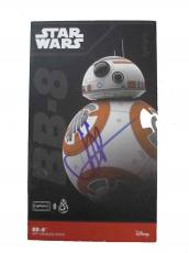J.J. JJ Abrams Star Wars BB-8 Droid Autographed Signed Sphero Certified PSA/DNA