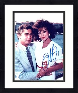 Joan Collins Dynasty Signed Autographed 8x10 Photo W/ Coa