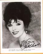 Joan Collins-signed photo-28 ab - JSA Coa