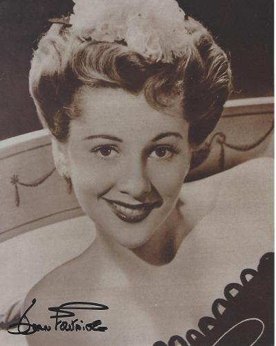 """JOAN FONTAINE - WON ACADEMY AWARDS for BEST ACTRESS in two ALFRED HITCHCOCK Movies """"REBECCA"""" and """"SUSPICION"""" (Passed Away 2013) JSA COA - Signed 8x10 B/W Photo"""